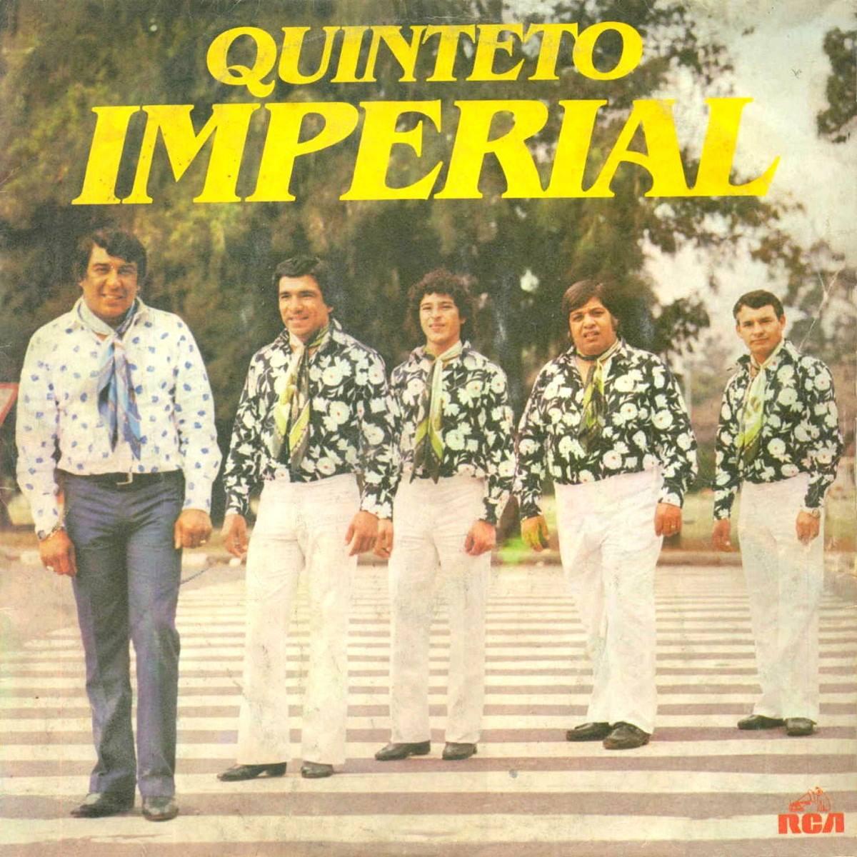 Quinteto Imperial Año 1983 Guaracha Santiagueña